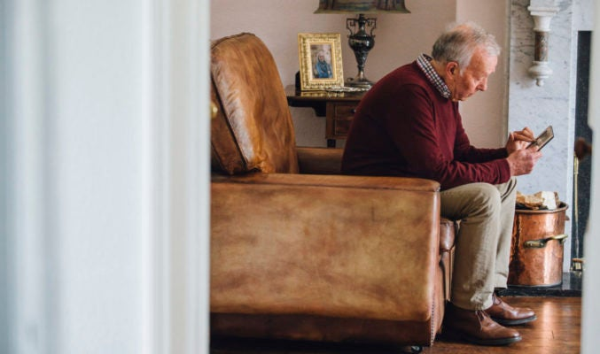 Losing a spouse is a trauma no matter what your age, but some seniors suffer the loss in a debilitating way. These tips may help you in your journey.