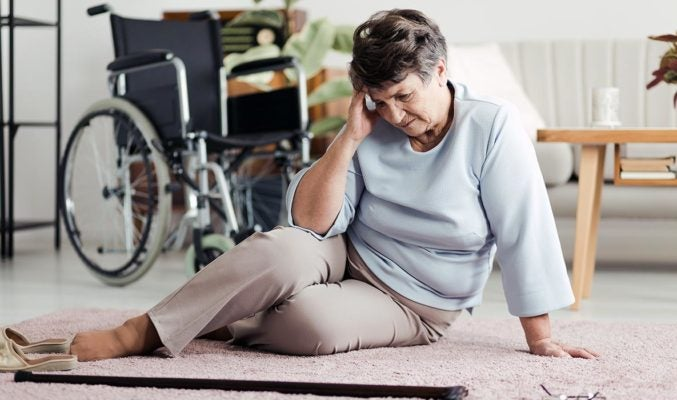 What you do in the moments right after a fall occurs can have a significant impact on your physical and emotional recovery.