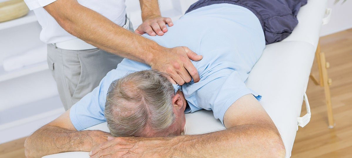 Benefits of Massage Therapy for Seniors