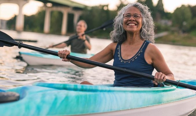 Although getting older is inevitable, there are things you can do to live your best life.