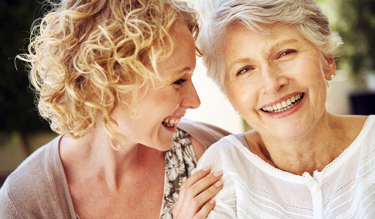 As a caregiver, it's important to care for yourself as well as for your loved one.