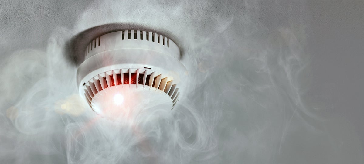 October is National Fire Safety Awareness Month.