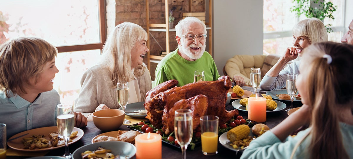 Have a Safer and Healthier Thanksgiving